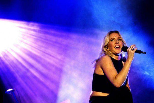 Ellie Goulding mit neuer Platte.