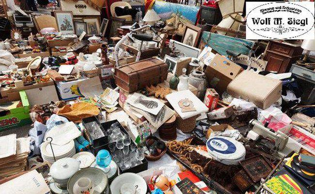 Wer Lust zum Antiquitäten-Stöbern hat, kann am Samstag nach Fünfhaus schauen.