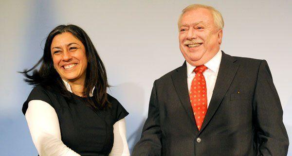 Die Koalition ist fix - Vassilakou und Häupl werden weiterhin gemeinsame Sache machen