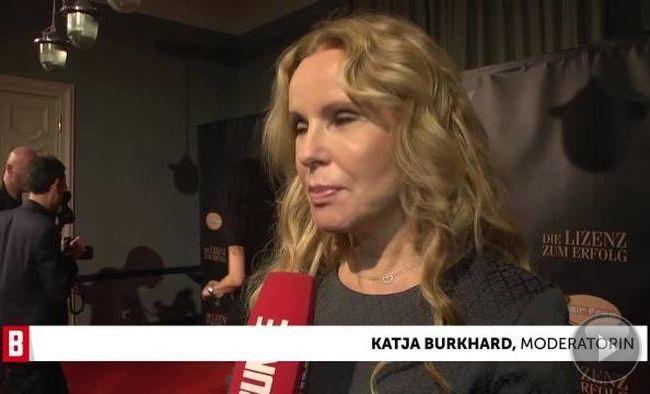 Katja Burkhard setzt auf die klassische Variante.