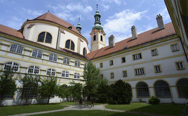 Das Servitenkloster in Wien-Alsergrund wird als Herberge für unbegleitete minderjährige Flüchtlinge dienen.