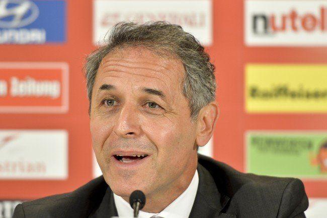 """Marcel Koller wurde von der Österreichischen Bundes-Sportorganisation (BSO) als """"Top-Sportbotschafter 2015"""" ausgezeichnet"""