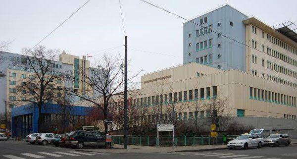 Das Lorenz-Böhler-Krankenhaus in Wien.