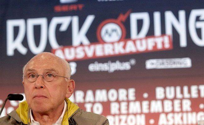 """Konzertveranstalter Lieberberg: """"Polizei und Staat müssen für Schutz sorgen""""."""