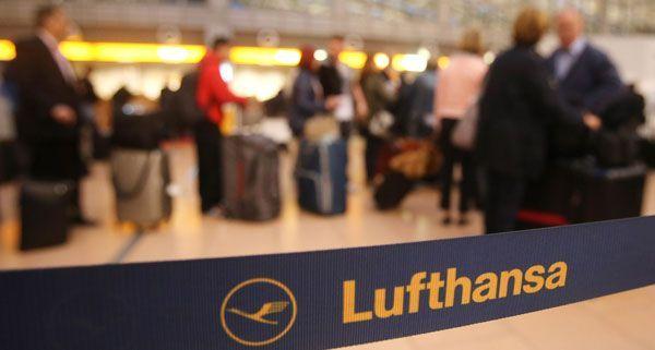 Der Lufthansa-Streik geht weiter.