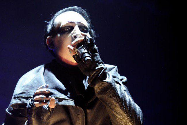Wiedersehen macht Schrecken: Marilyn Manson gastiert wieder mal in Wien.