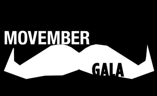 Zur großen Movember-Gala wird am Freitag geladen