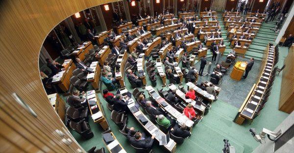 Plenarwoche im Nationalrat