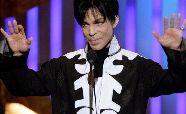 Prince sagte vorerst seine Konzerte in Europa ab.