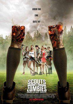Scouts vs. Zombies – Kritik und Trailer zum Film