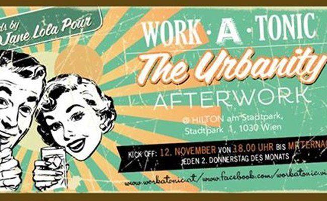 Ein neuer Afterwork Club in Wien