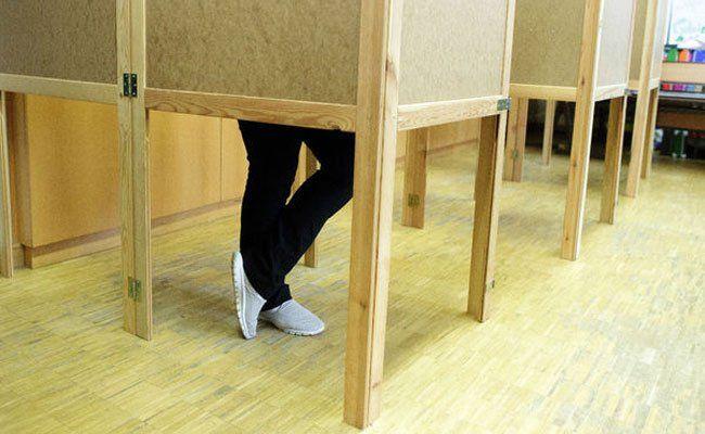 Nicht alle sind der Meinung, dass die Bezirkswahlen in Wien korrekt abliefen.