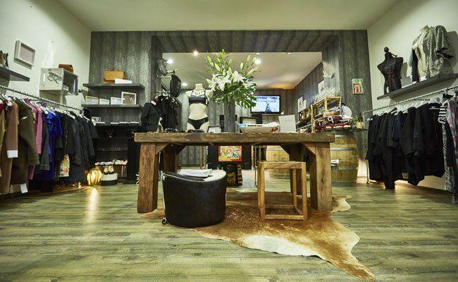 Der neue Concept-Store in der City.