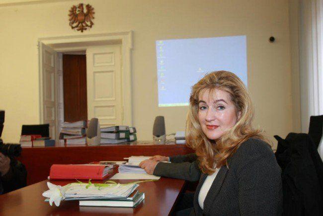 Susanne Winter hat musste die FPÖ verlassen.