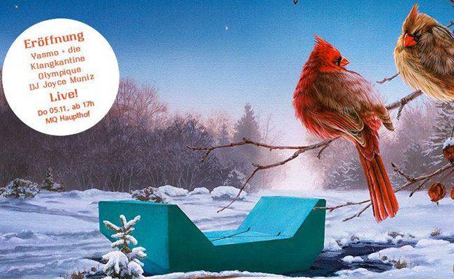 Ein Fulminantes Programm bietet uns das MQ Winter-Opening