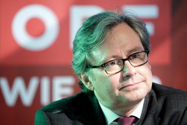 Alexander Wrabetz wurde zum Medienmanager des Jahres gekürt.