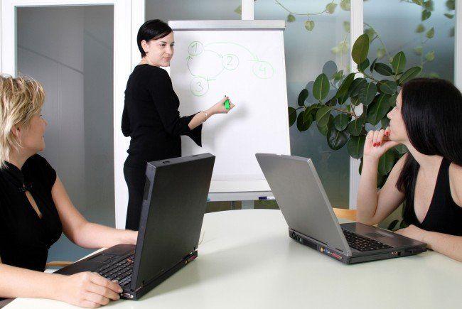 Praktikanten legen mehr Wert auf den Inhalt und ihr Arbeitsumfeld, als auf Geld.