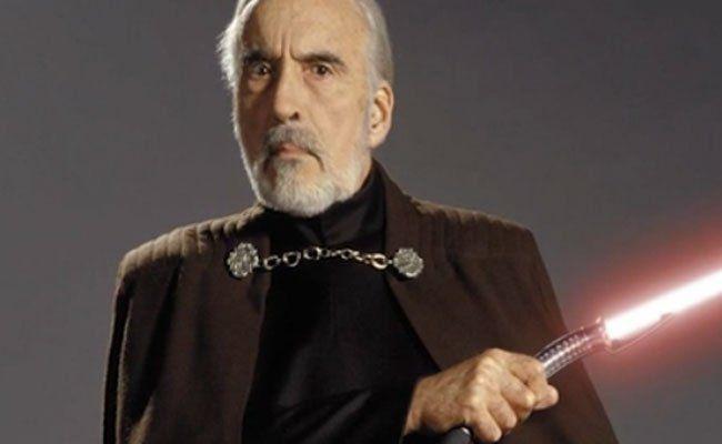 Welche Bösewichte der Star Wars-Filme sind euch in Erinnerung geblieben?