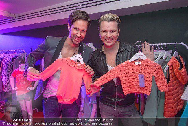 Eine Menge an Prominenz kam zur Style Up Your Life!-Clubnight im Platzhirsch