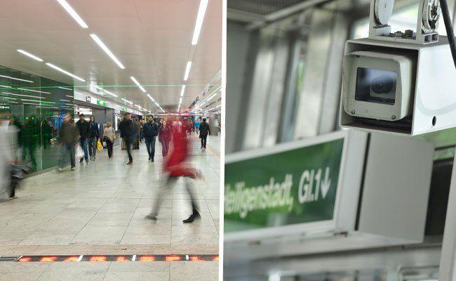 Wiener Linien weiten Videoüberwachung in U-Bahn-Stationen aus