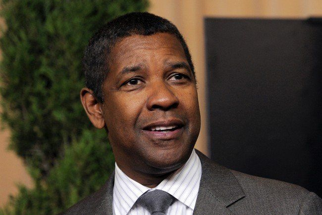 Denzel Washington bekommt Golden Globe