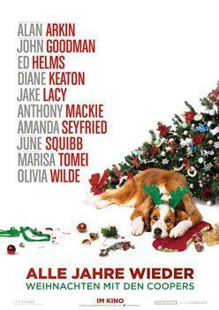 Alle Jahre wieder – Weihnachten mit den Coopers – Trailer und Kritik zum Film
