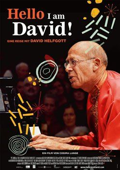 Hello, I'm David – Eine Reise mit David Helfgott  – Trailer und Informationen zum Film