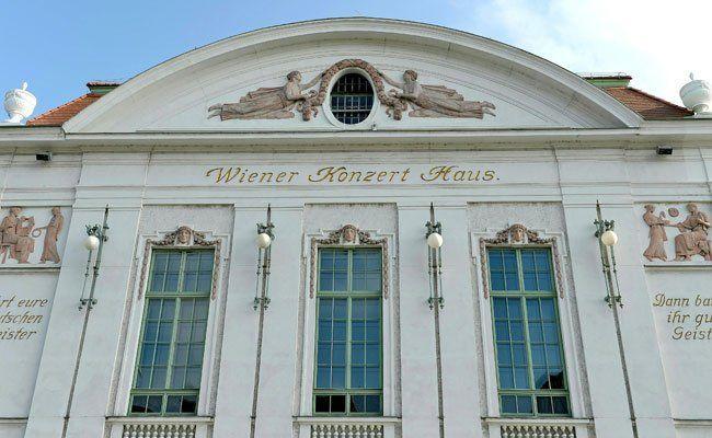 Die Generalversammlung des Wiener Konzerthauses fand am Montag statt.