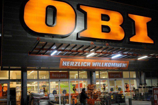 Obi übernimmt viele der ehemaligen bauMax-Filialen.