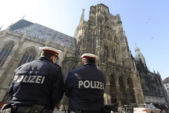 Wie gelanten die Informationen an die Öffentlichkeit? Diese Frage beschäftigt die Wiener Polizei.
