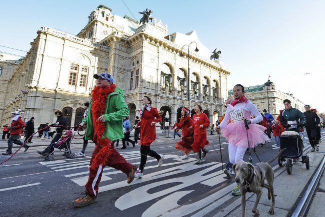 Der traditionelle Silvesterlauf findet auch heuer wieder statt.