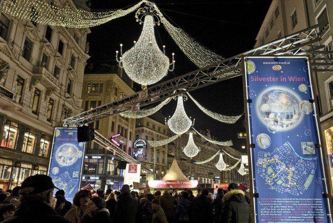 In Wien wird die Sicherheitslage für den Silvesterpfad besprochen.