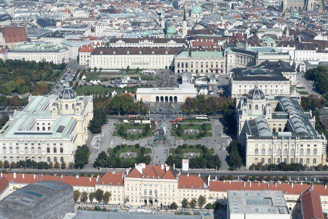 Die Feinstaubbelastung in Wien ist zurückgegangen.