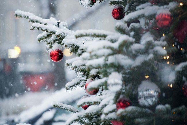 So feiern die Österreicher das Weihnachtsfest 2015.