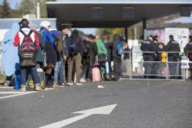Der Grenzübergang auf der B67 ist wieder offen.