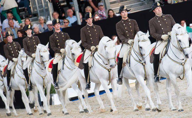 Die Spanische Hofreitschule ist in das Verzeichnis für das immaterielle Kulturerbe der UNESCO aufgenommen worden.