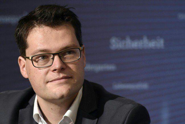 Der neue Stadtschulratpräsident Jürgen Czernohorszky.