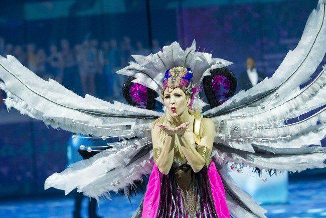 """Einblick in das neue Programm """"Passion"""", das in der Stadthalle aufgeführt wird."""