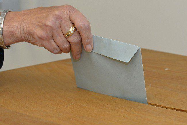 Wahlkarten können künftig in jedem Wahllokal abgegeben werden.