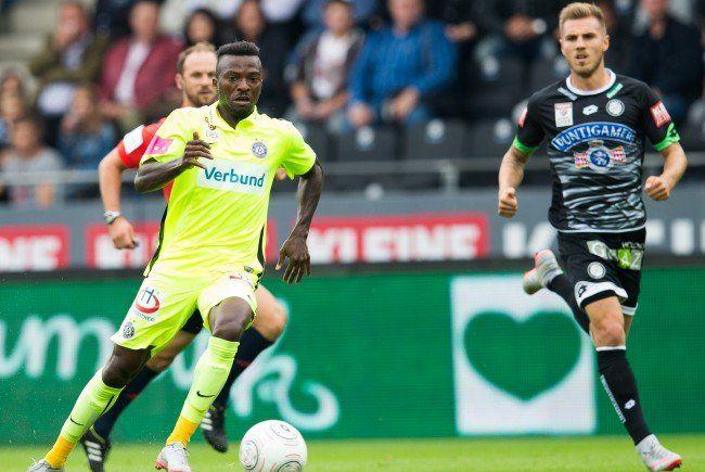 LIVE-Ticker zum Spiel FK Austria Wien gegen SK Sturm Graz ab 20.30 Uhr.