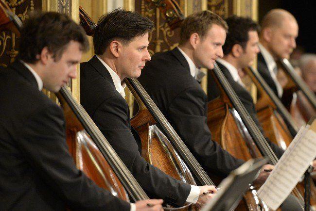 Die Wiener Philharmoniker spendeten für unbegleitete minderjährige Flüchtlinge.
