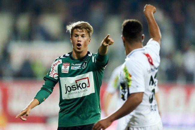 LIVE-Ticker zum Spiel SCR Altach gegen SV Ried ab 18.30 Uhr.