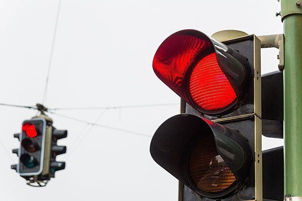 An einer roten Ampel in der Wiener Innenstadt kam es zur Eskalation mit einer Pistole