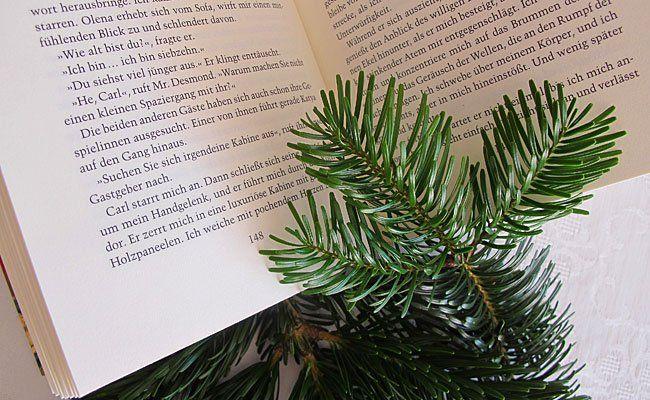 Bücher sind als Weihnachtsgeschenke ein absoluter Klassiker