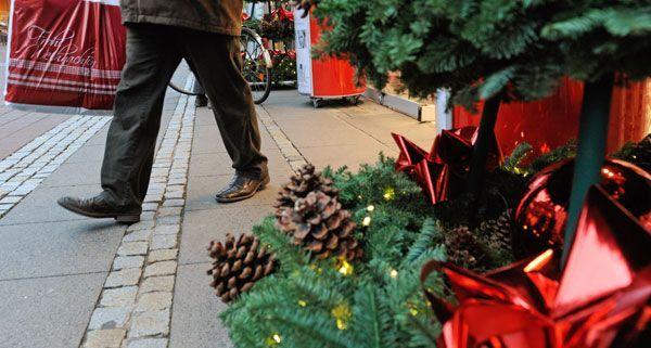 Zu Weihnachten verzeichnet der Wiener Handel Spitzenwerte