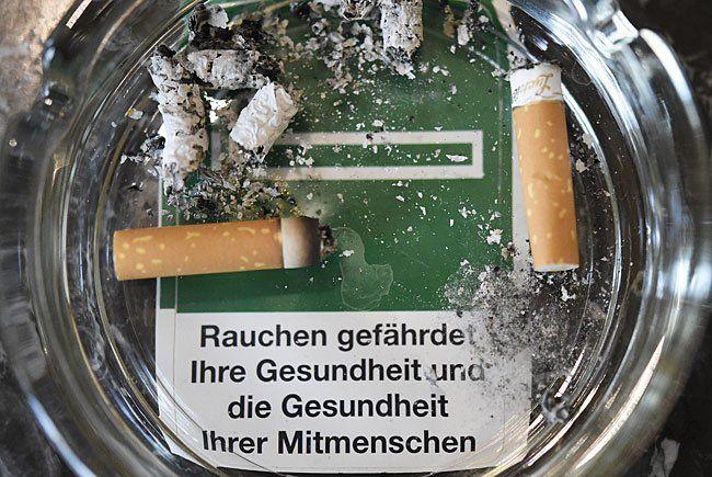 Dämpfen Sie Ihre letzte Zigarette aus - so gelingt es garantiert
