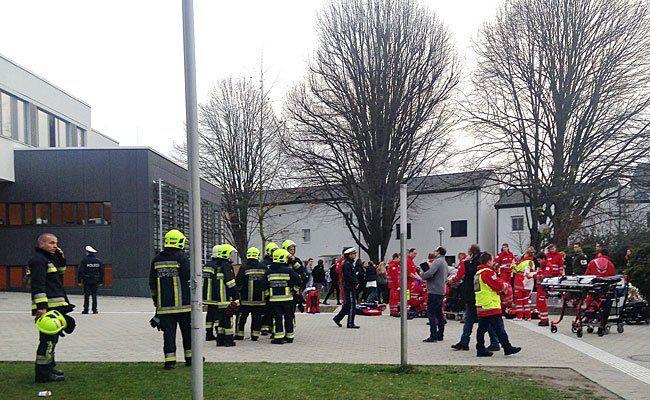 Nach dem Zwischenfall in der Schule in Tulln laufen die Ermittlungen