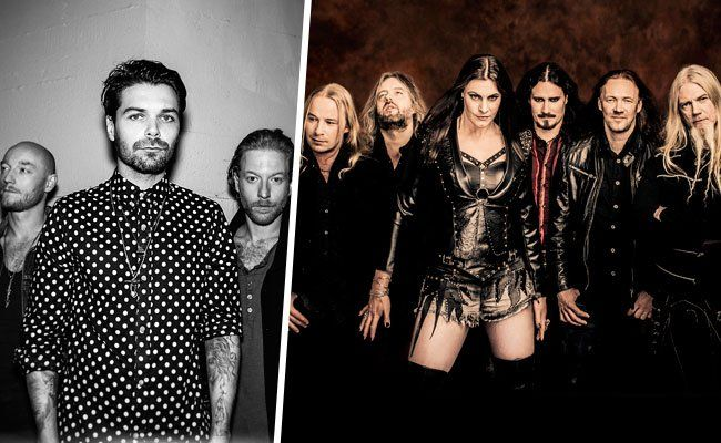 Auch Biffy Clyro und Nightwish wurden als Rock in Vienna-Act bestätigt.