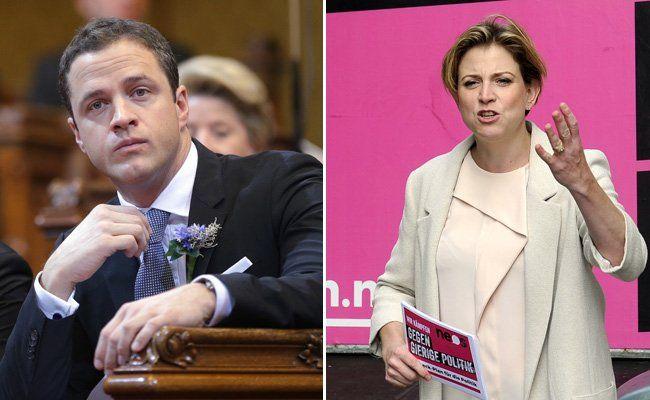 FPÖ und NEOS kritisieren das Wiener Budget.
