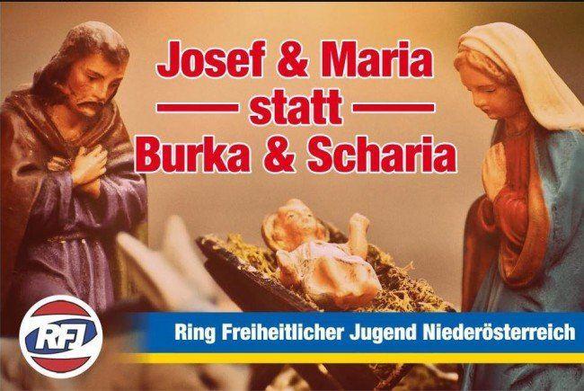Dieses Posting der jungen FPÖ sorgt für Wirbel im Netz.
